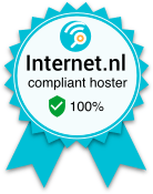 internet.nl compliant hoster 100%