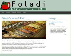 Website Foladi